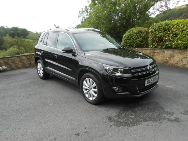Volkswagen Tiguan   2.0 TDi Bluemotion Tech Match